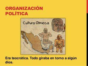 Organización Política y Social de la Cultura Olmeca: