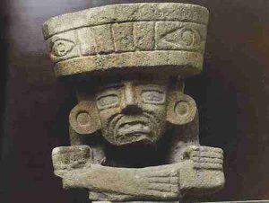 Escultura de la Cultura Olmeca: