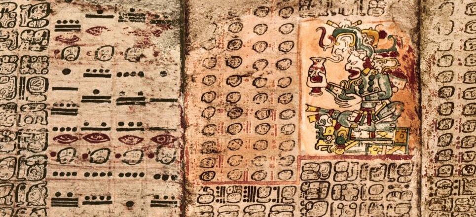 Escritura y Literatura de la Cultura Olmeca: