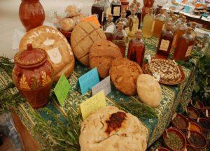 Gastronomía de la Cultura Romana: