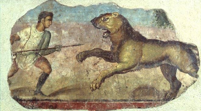 Pintura de la Cultura Romana: