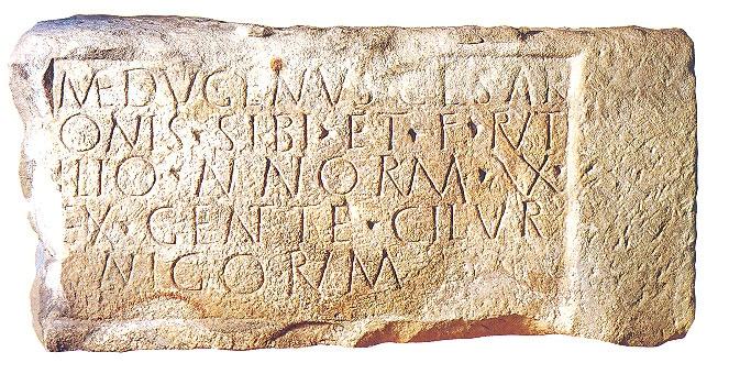 Literatura y escritura de la Cultura Romana:
