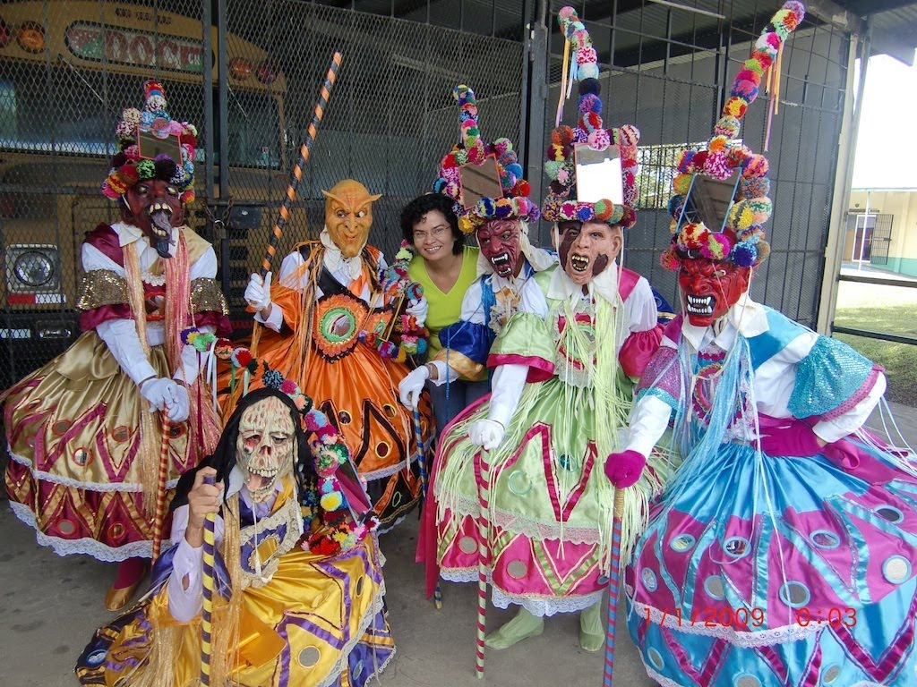 Mascaras del carnaval de Barranquilla