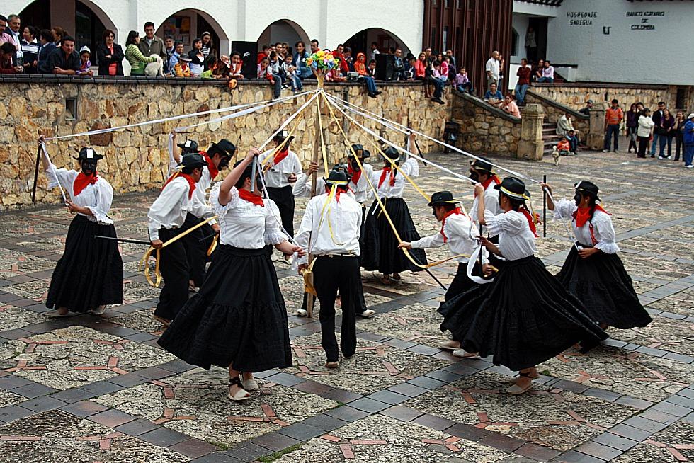 Torbellino colombiano