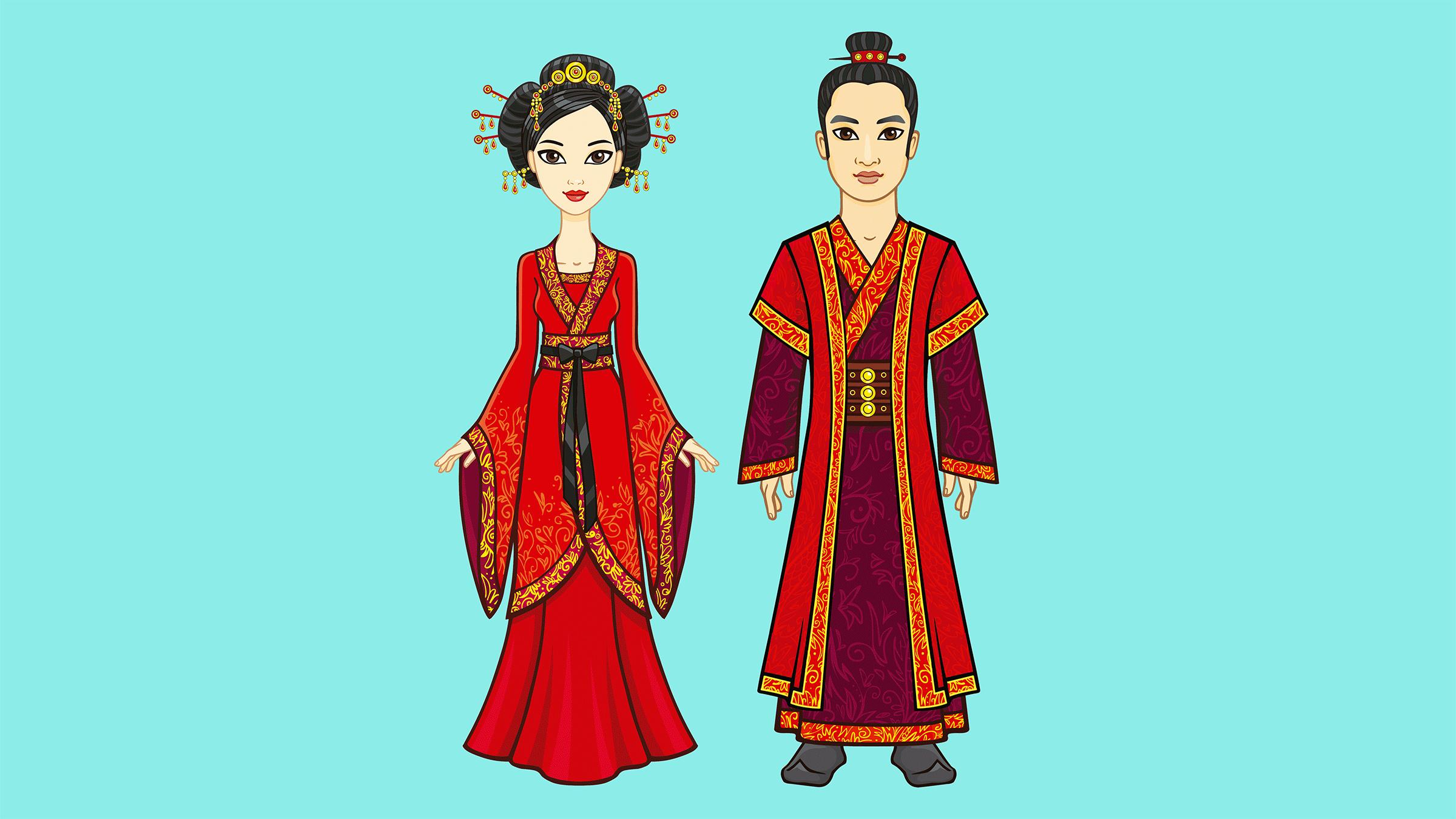 Vestimenta de China
