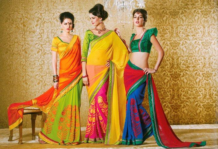 Vestimenta de la India