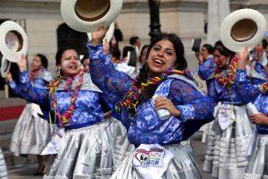 Historia del Carnaval ayacuchano y origenes