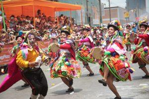 Historia del Carnaval ayacuchano: y mas