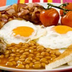 gastronomía inglesa