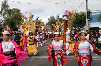 danzas del ecuador