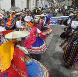 Folclore ecuatoriano música: todo lo que no sabía sobre ello.