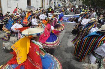 folclore ecuatoriano música
