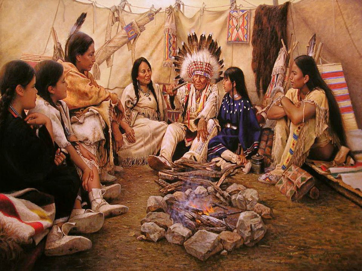 Indios apaches maquillaje tatuajes casas y mucho m s - Fogli da colorare nativo americano ...