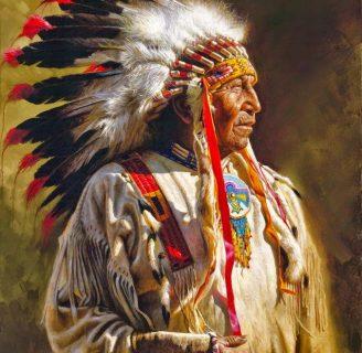 Indios Apaches: maquillaje, tatuajes, casas, y mucho más.