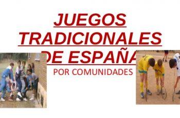 Juegos tradicionales de España y mucho más