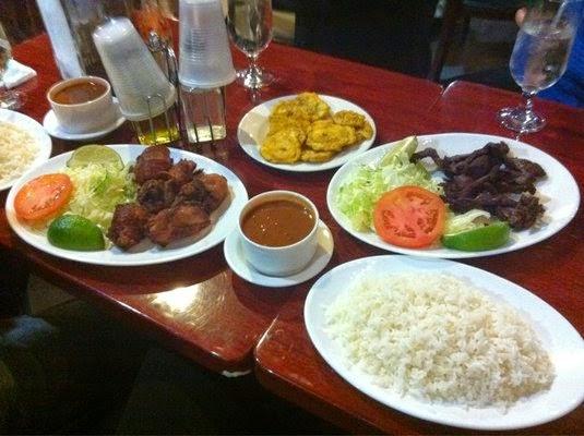 comida dominicana típica rápida para navidad y más