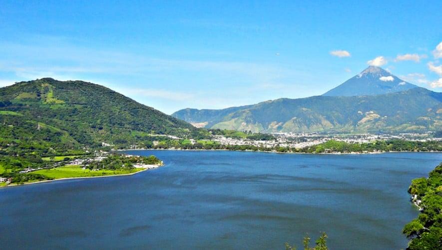 leyenda del lago de Amatitlán