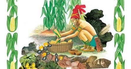 leyenda de Guatemala origen del maiz