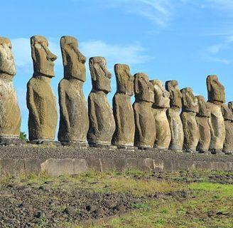 Moais de la Isla de Pascua: historia, origen, y todo lo que necesita saber.