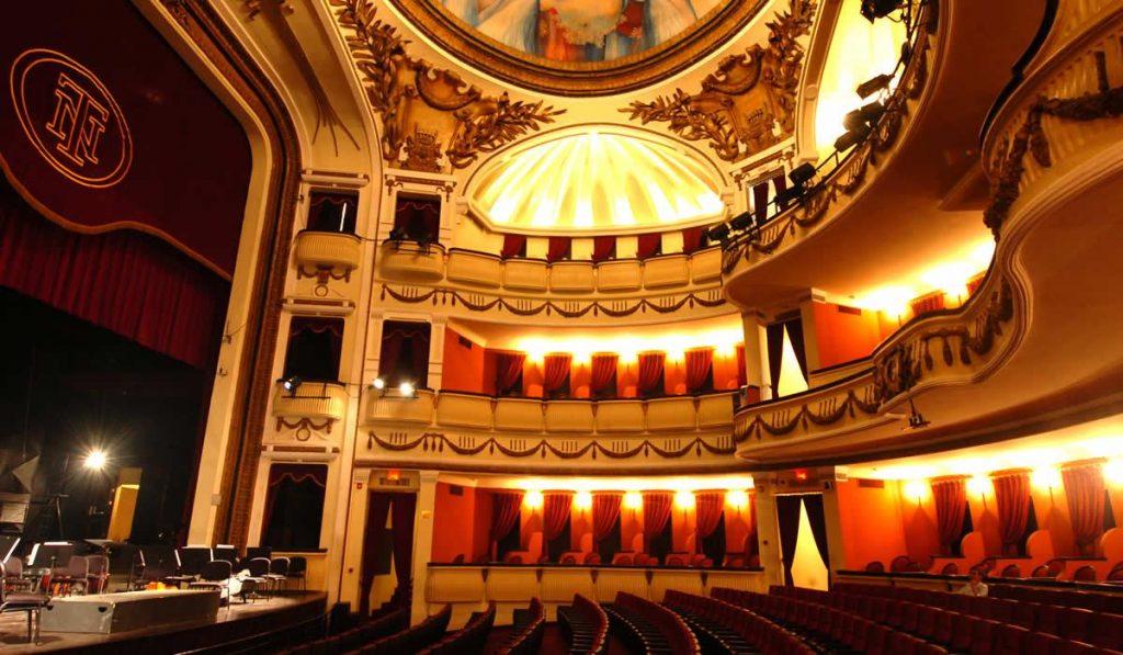 patrimonio cultural de el Salvador el teatro nacional