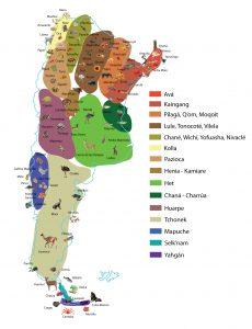Pueblos originarios de Argentina origen