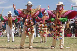 Pueblos originarios de Argentina vestimenta