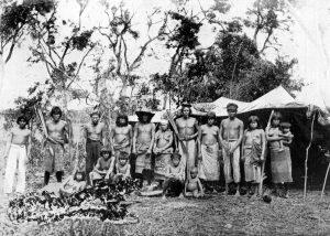 Pueblos originarios de Argentina de Toba: