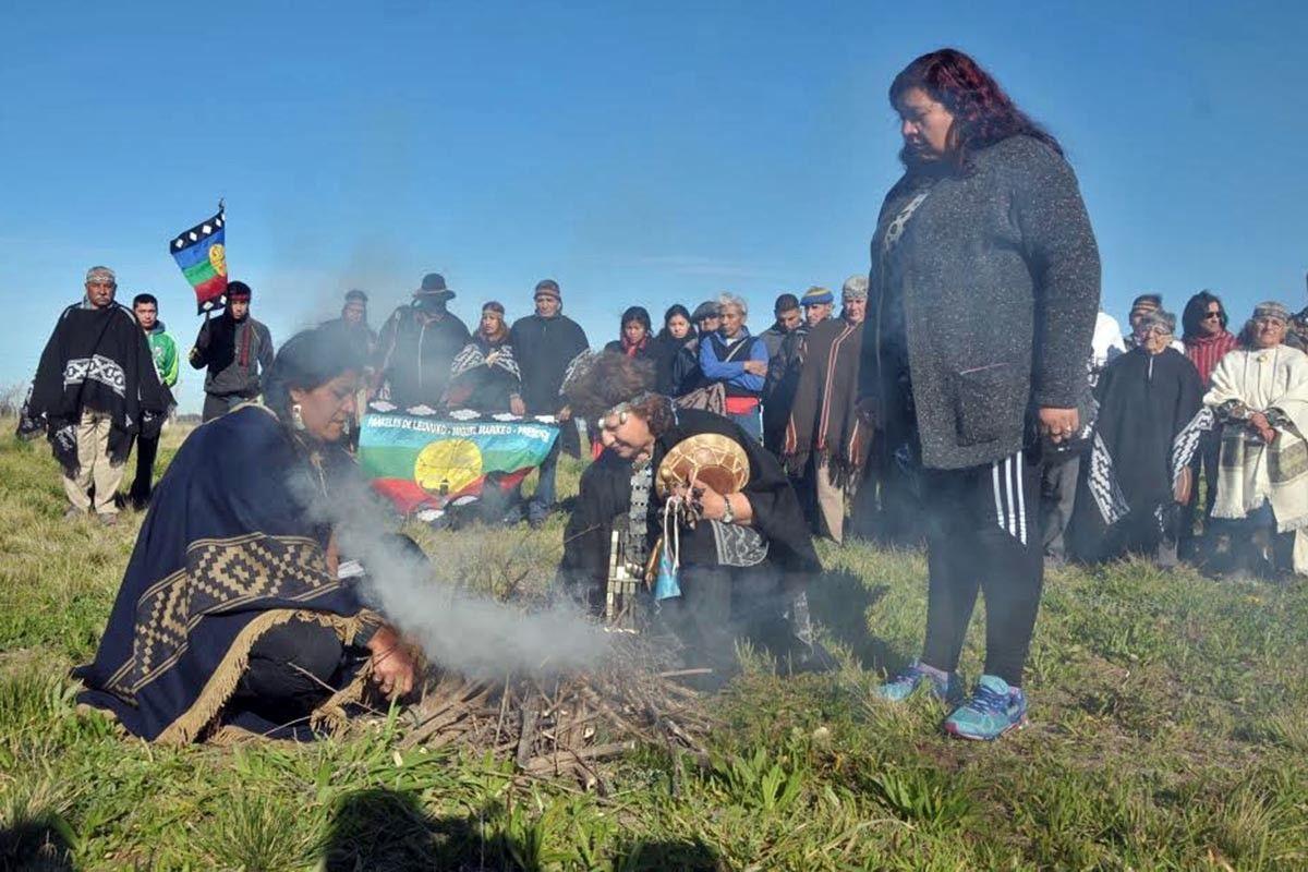 Pueblos originarios de Argentina los Pampas: