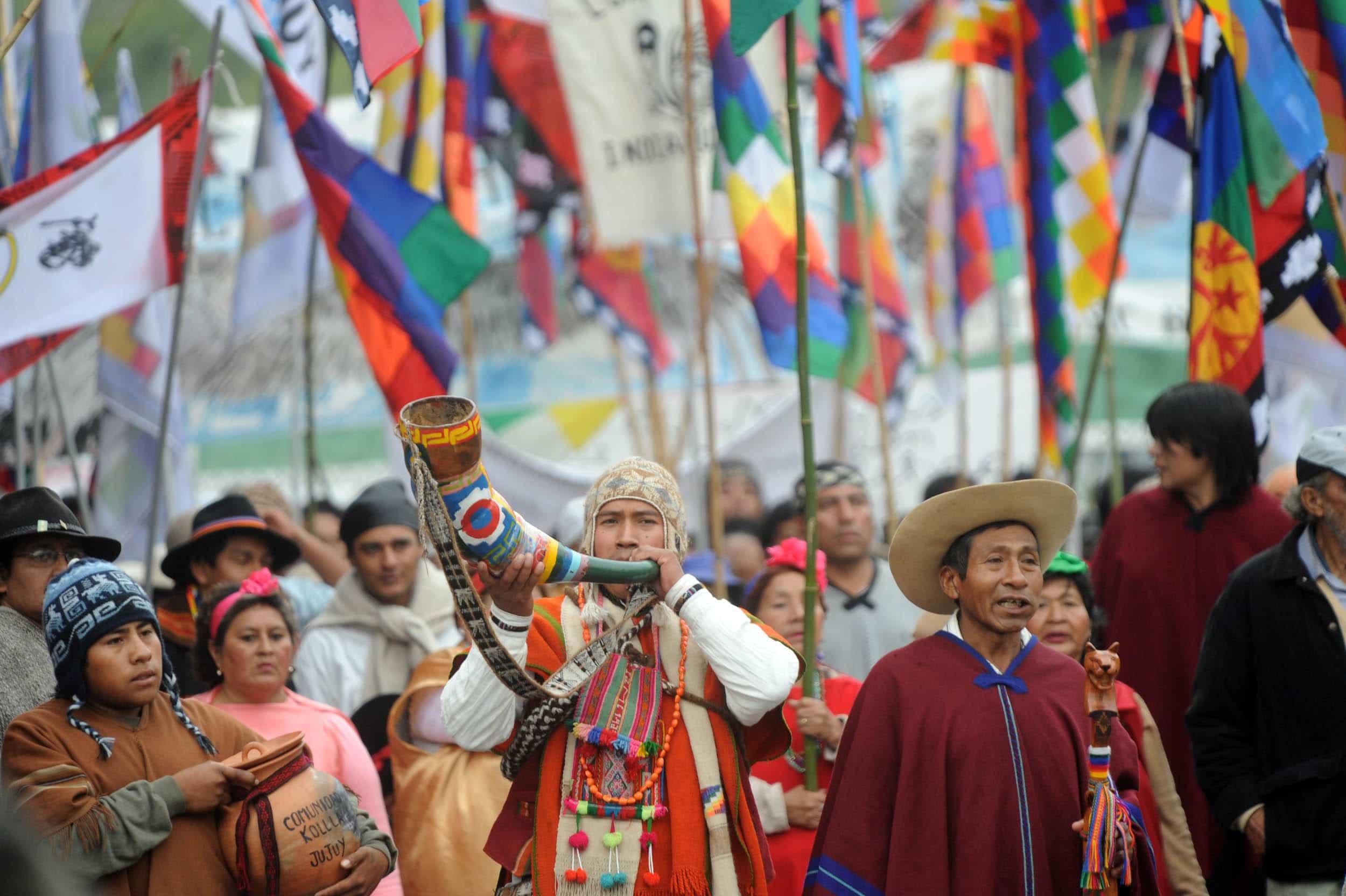 Pueblos originarios de Argentina huarpes: