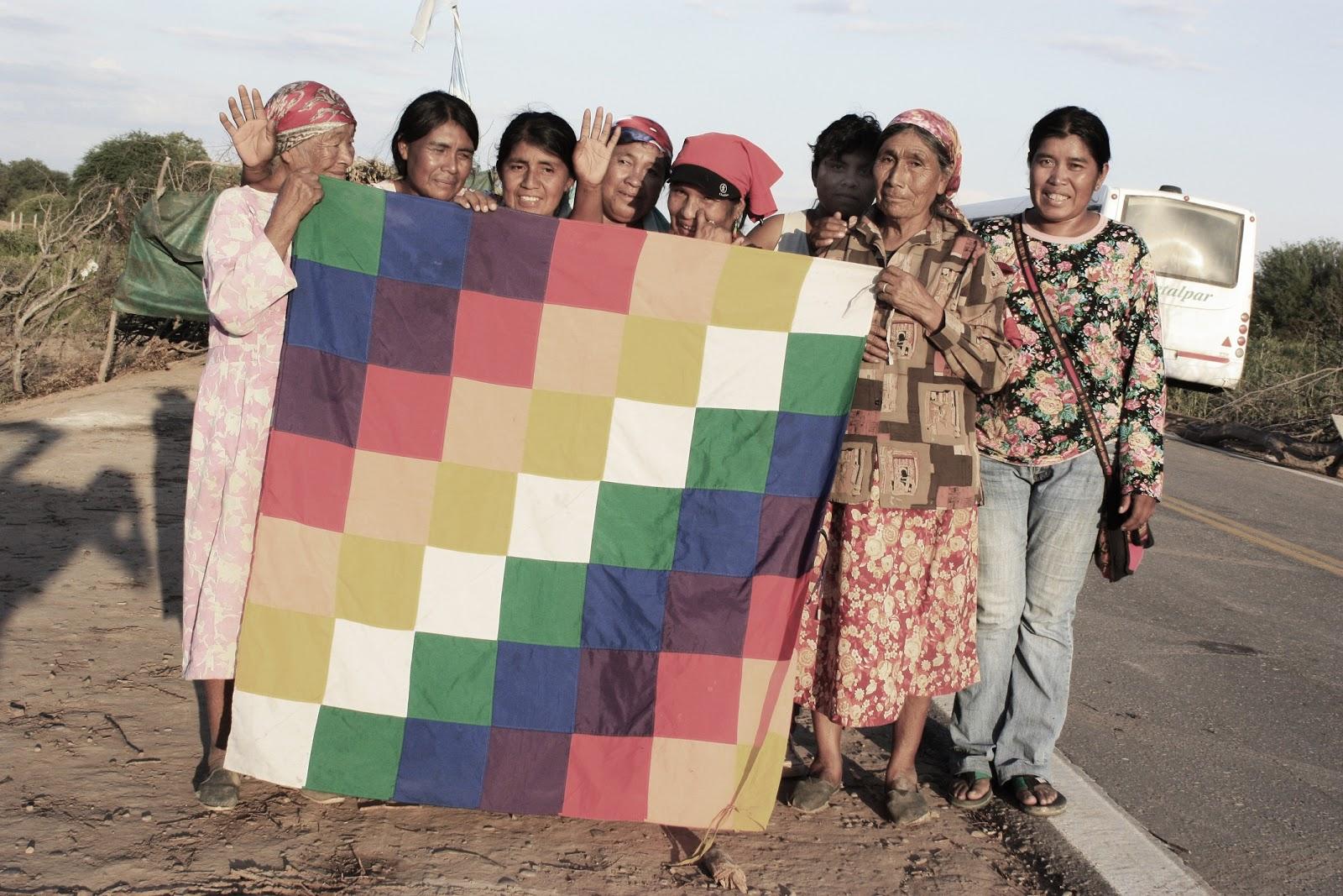 Pueblos originarios de Argentina Qom: