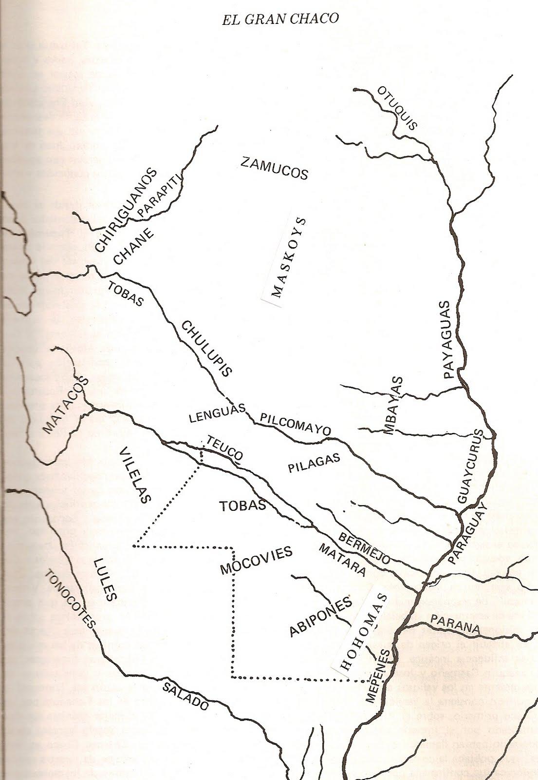 Pueblos Originarios de Argentina Matacos: