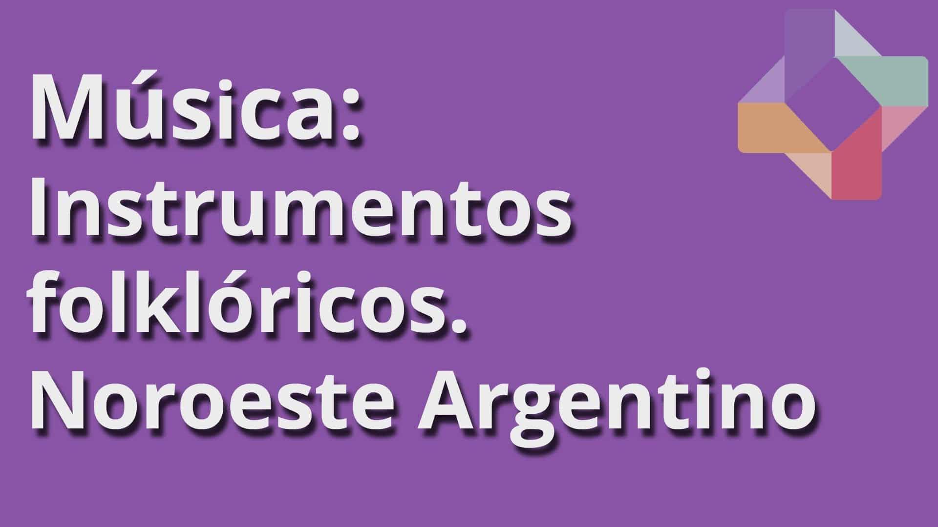 Pueblos originarios de Argentina Música: