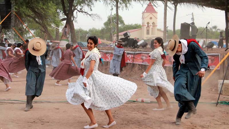 Bailes típicos de Bolivia