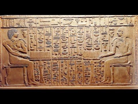 Historia y Origen del arte Egipcio: