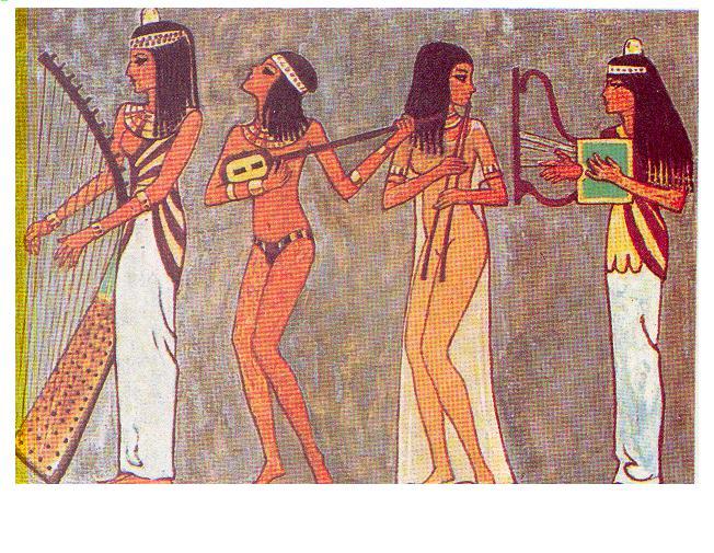 Música del Arte Egipcio: