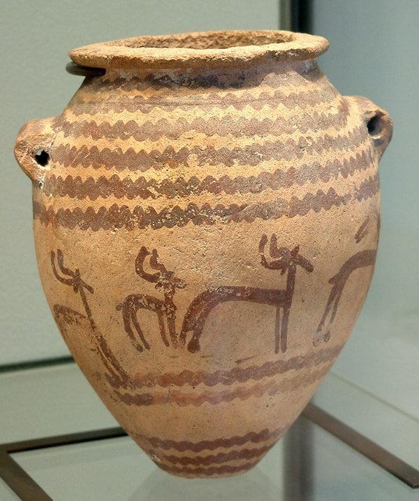 Cerámica del Arte Egipcio: