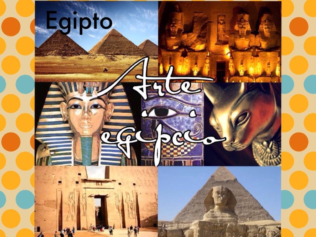 Arte Egipcio y Mesopotamico: