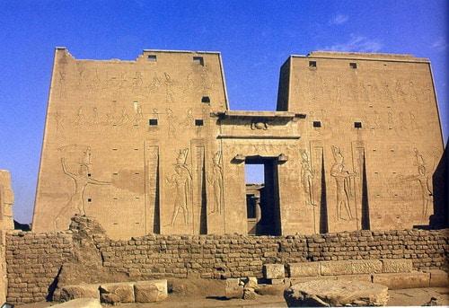 Templos del Arte Egipcio: