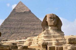 Pirámide del Arte Egipcio: