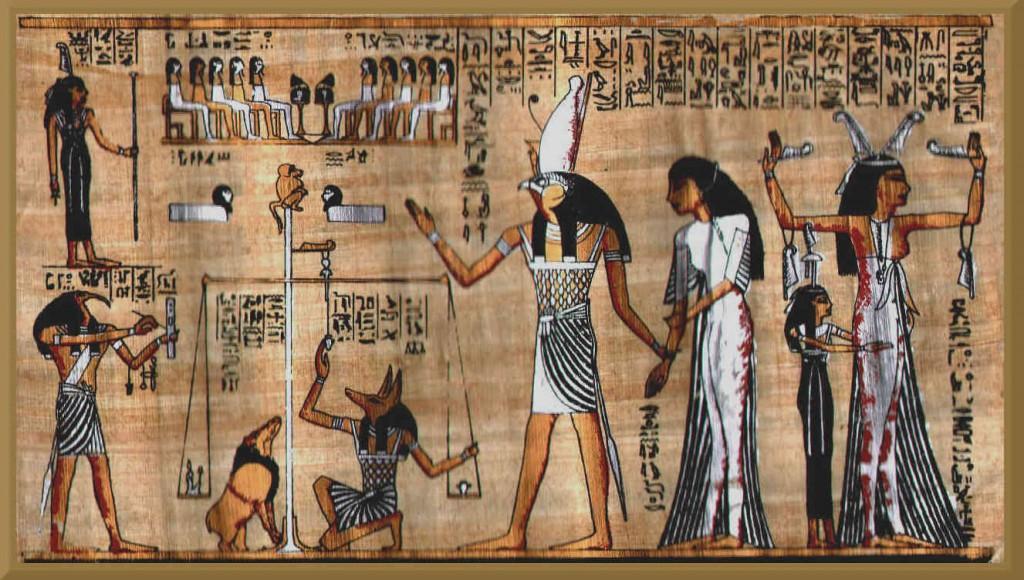 Faraones del Arte Egipcio: