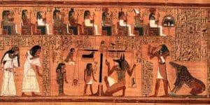 Tumbas del Arte Egipcio: