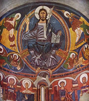 Pintura del Arte Romano: