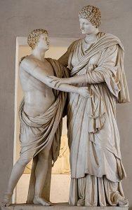 Escultura del Arte Romano: