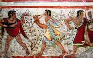 Música del arte Romano: