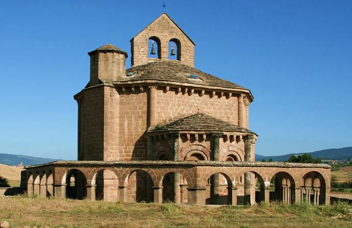 Monasterios del Arte Románico: