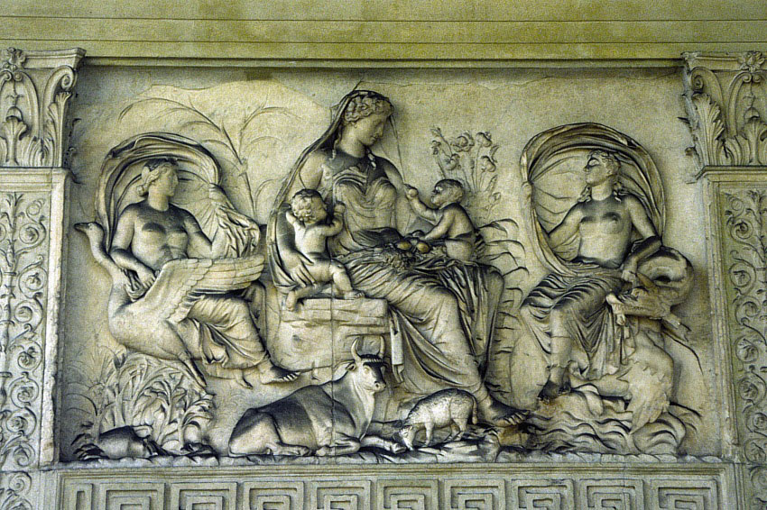 Arte Romano Imperial: