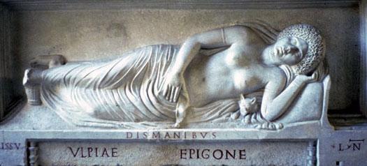 Arte Funerario Romano: