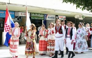 Lengua y literatura de la Cultura Croata: