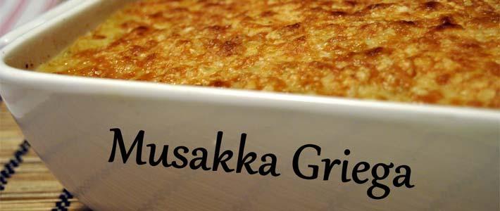 Gastronomía de la Cultura Griega: