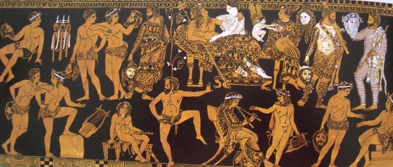 Pintura de la Cultura Griega: